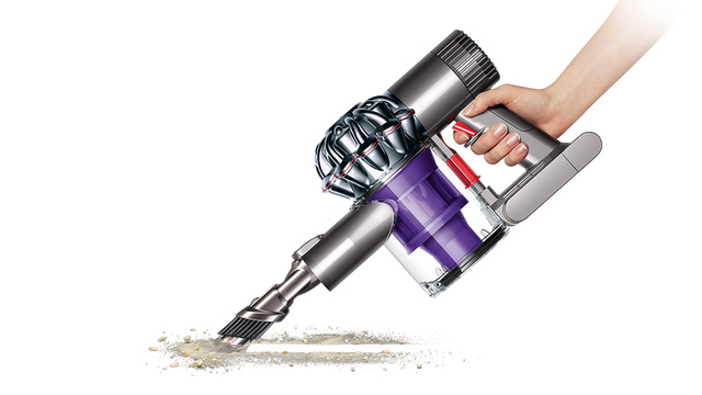 Dyson's New Gadgets Make You Feel Like a Superhero