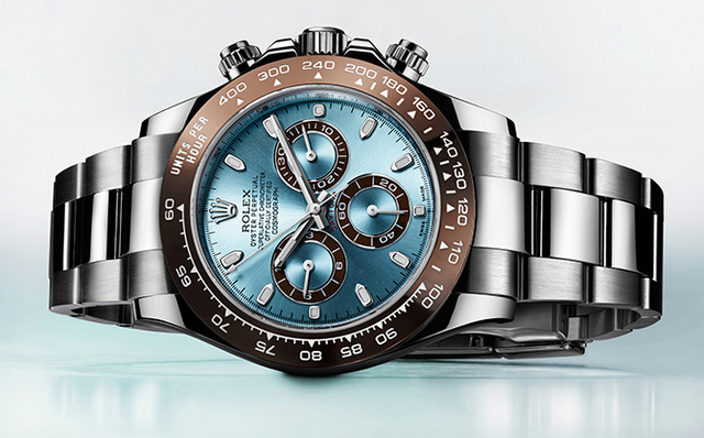 It's Amazing How Much Retouching Goes Into Even a Rolex Photo