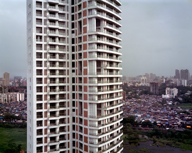 Maximum City: Dizzying Images of Mumbai's Sky High Building Boom