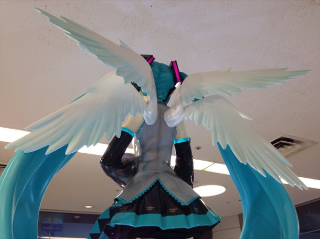 Hatsune Miku Has Her Own Store in Japan. It's Not Virtual!