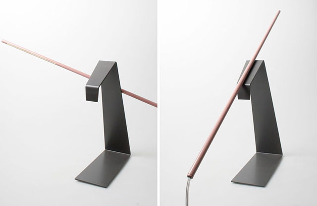 Reconfigure This Lamp's Magnetic Arm For Light Exactly Where You Want It