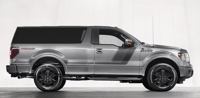 What Should A 2015 Ford Bronco Look Like   Autos Post