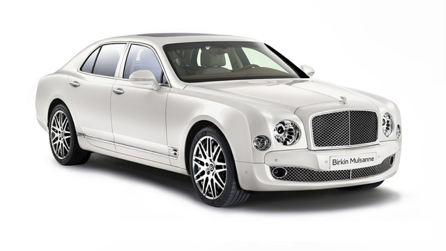 Bentley's Got A New Special Mulsanne, But It's Only For Europe