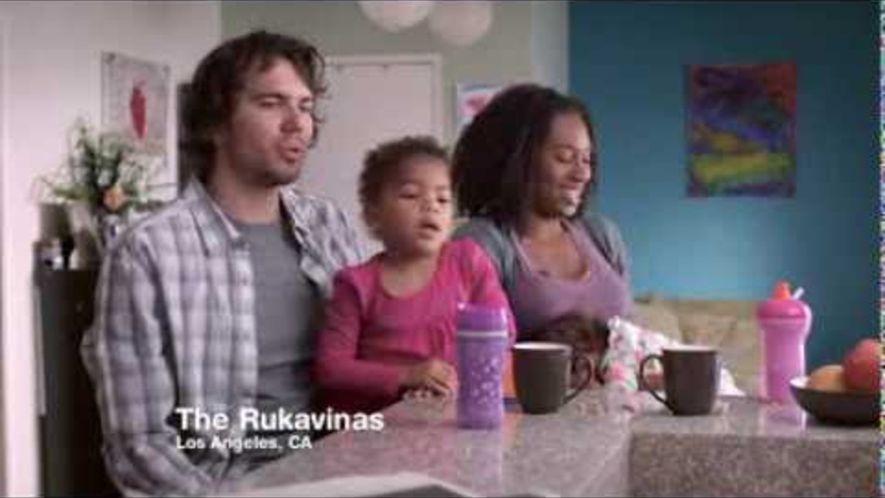 Mega-Inclusive Swiffer Ad Features Interracial Couple and an Amputee