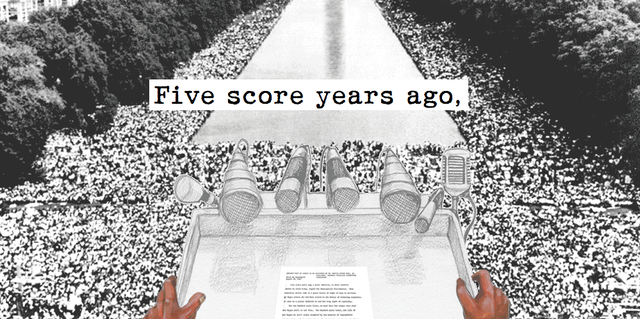 This Interactive Site Shows MLK's Mastery As A Public Speaker