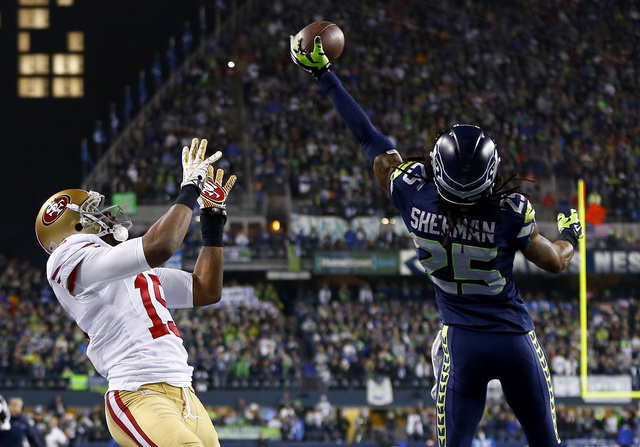 "Michael Crabtree To Richard Sherman: ""You Make One Play An…"