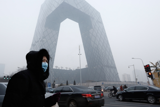 China Could Wash Away Smog With Artificial Rain Storms From Skycrapers