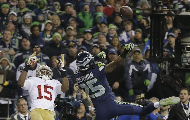 Crabtree Reportedly Tried To Fight Richard Sherman At A Charity…