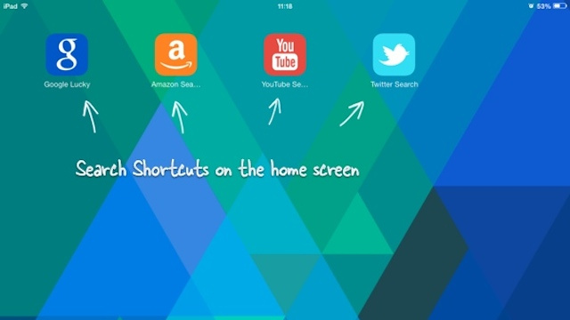 Add Search Shortcuts to Your