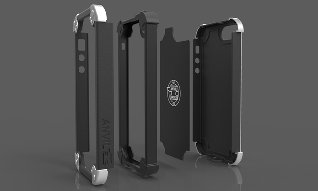 This Anvil Case for Your iPhone Just Needs Casters and Band Stickers