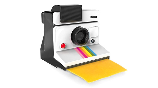 This Polaroid Produces Instant