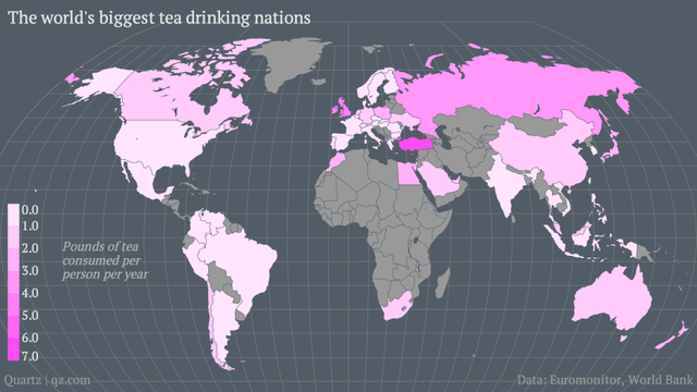 The World's Biggest Tea