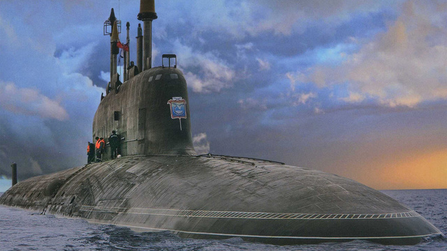 This is Russia's new nuclear