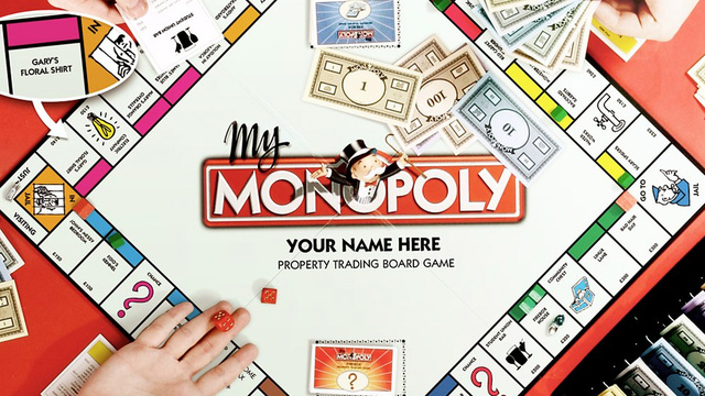 My Monopoly Lets You Name Your