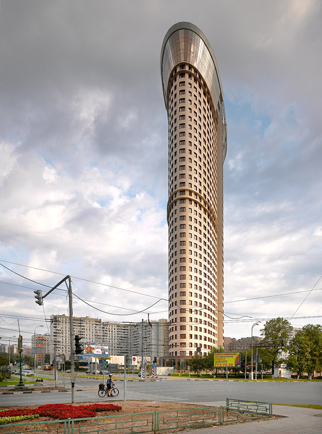 Photos of Post-Soviet High Rises Are Grandiose and Surreal