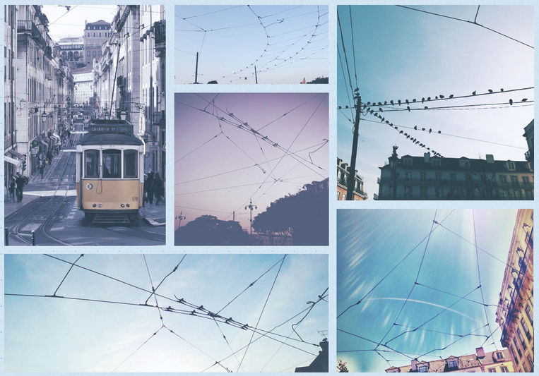 This Spindly Font Was Inspired By Crisscrossing Tram Wires