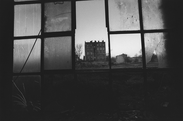 Derelict Factories Get The David Lynch Treatment In These Creepy Photos