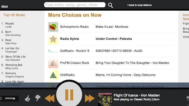 Radio Search Engine Instantly Searches Every Live Radio Station
