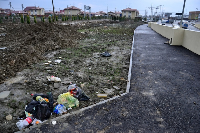 Sochi's Olympic Village Is Half-Built and Full of Trash