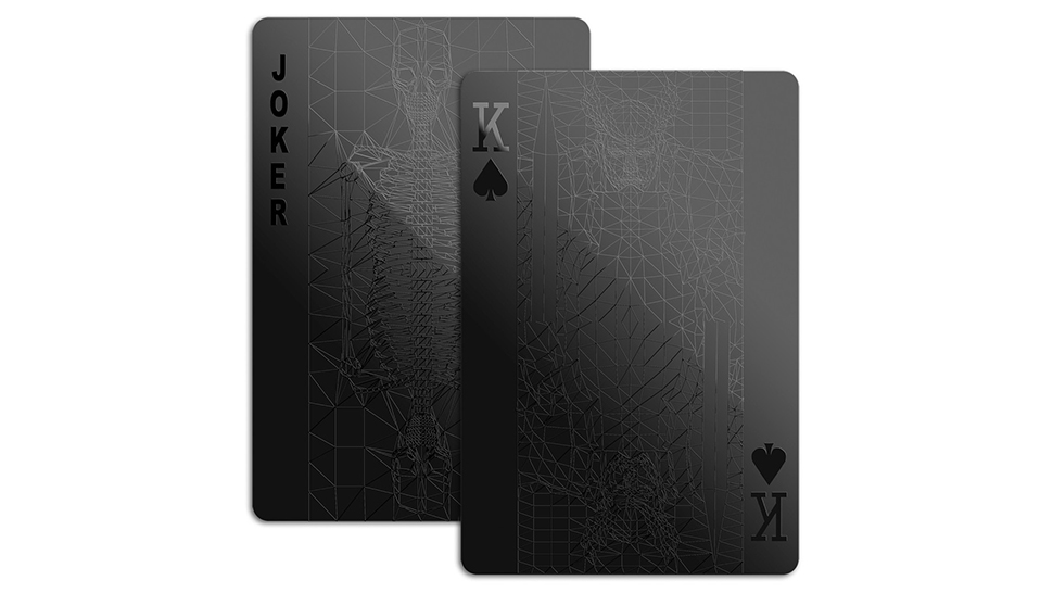 How many decks of cards do you need to play black jack