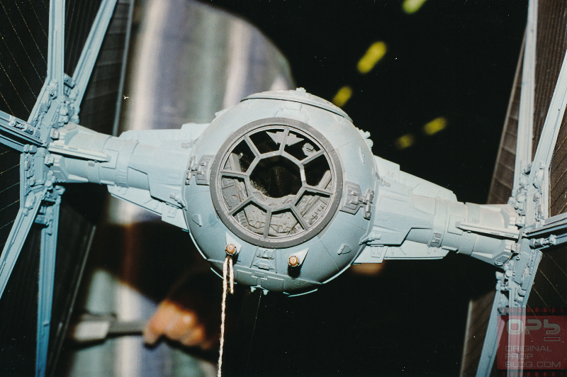 I can't believe these simple Star Wars props looked so great in movies