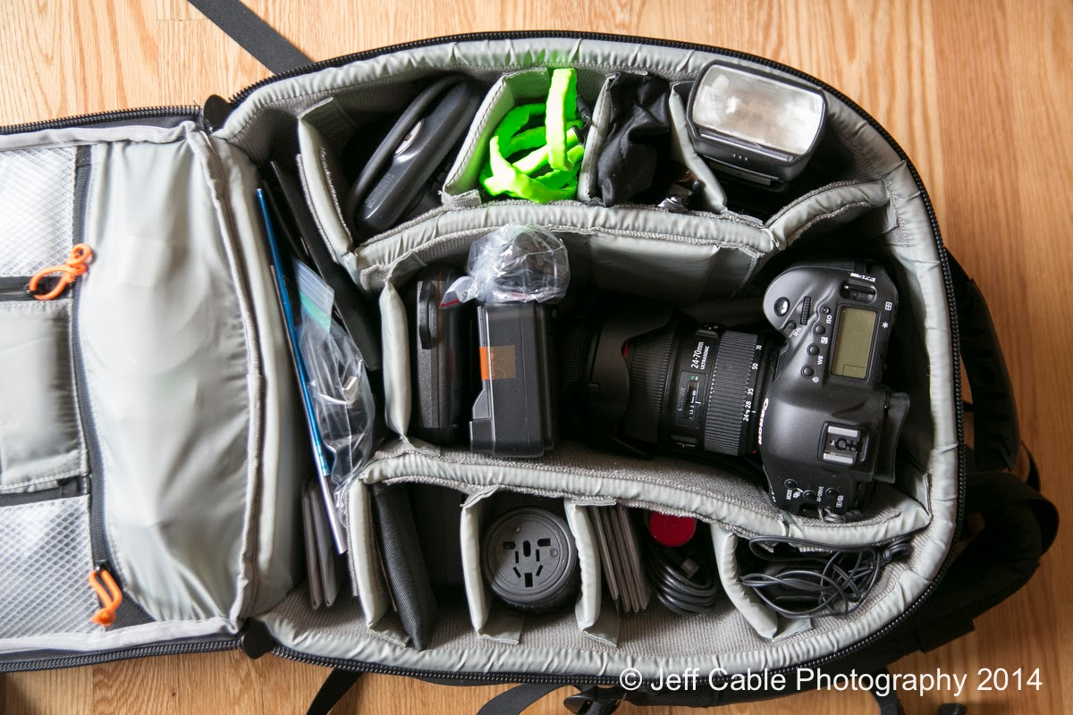 All the Gear an Olympic Photographer Is Bringing to Sochi