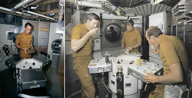 Why Astronauts Were Banned From Drinking Wine In Outer Space