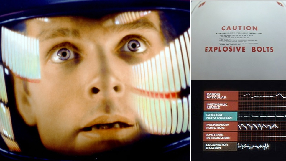 How Typography Set 2001: A Space Odyssey in the Sci-Fi Future