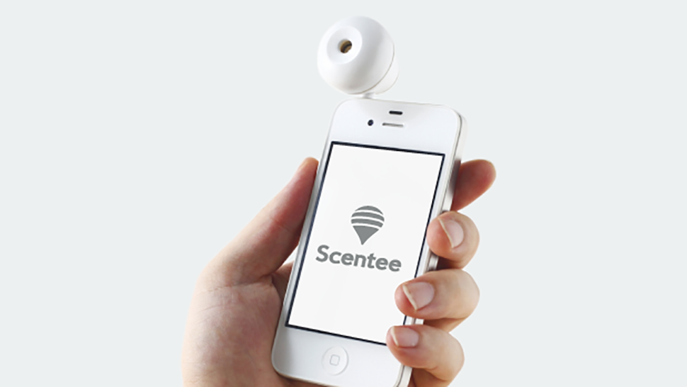 Oh Good, This Smartphone Scent Emitter Is Now Available Worldwide