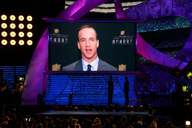 Peyton Manning Somehow Isn't The Unanimous MVP