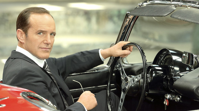 If you stopped watching Agents of SHIELD, Clark Gregg kind of hates you