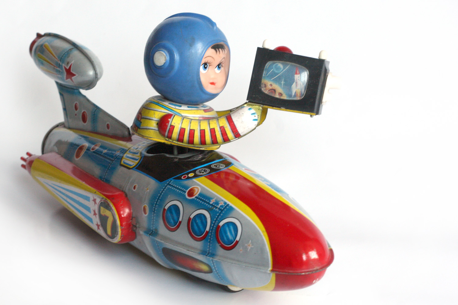 17 Cosmic Toys From The Age Of The Space Race