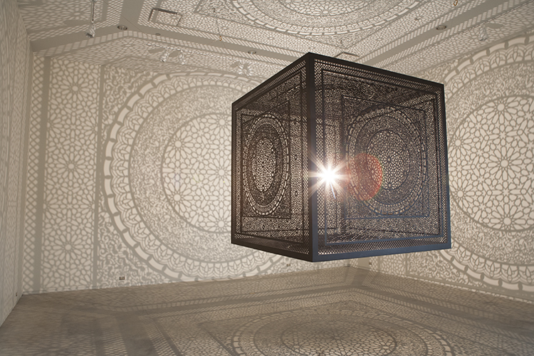 This Shadow Cube Is A Lamp Is A Soul Trap Is A Magic Thingamajig