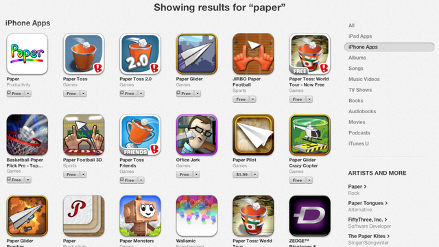 Definitive Proof That App Store Search Is the Absolute Worst