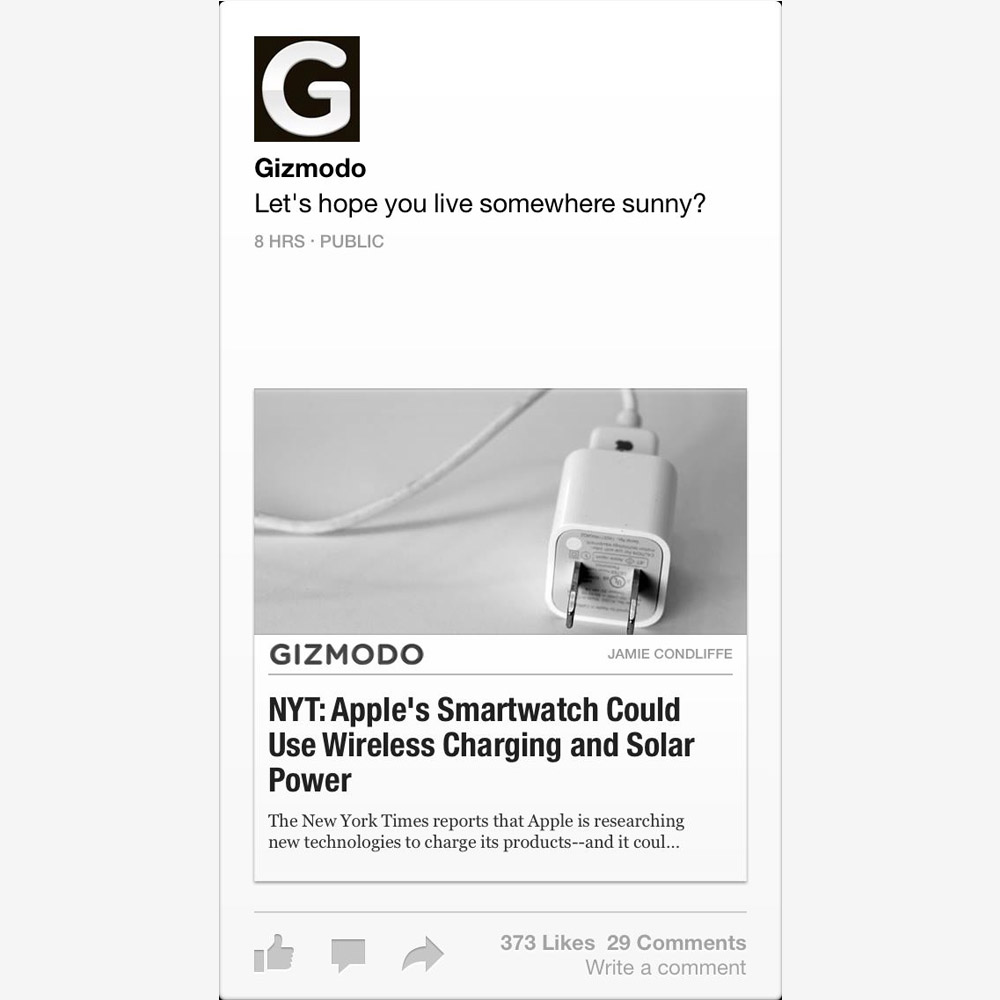 Paper Review: This Could Be Your Only Facebook App… Someday