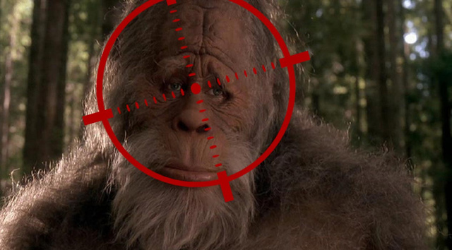 PETA doesn't want you to kill Bigfoot, Texas doesn't really give a shit