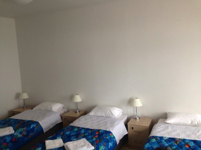The Olympic Hockey Teams' Bedrooms Are Very, Um, Cozy