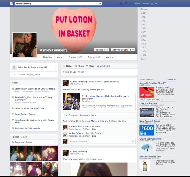 The Most Important Facebook Redesigns in Facebook's 10-Year History