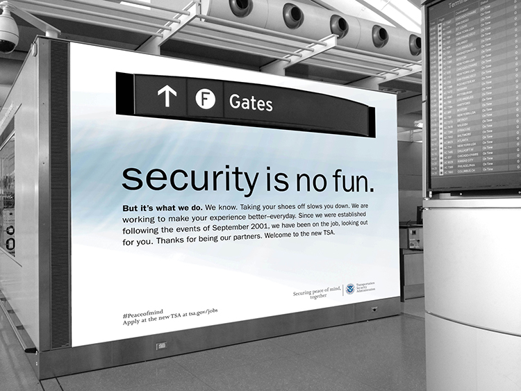 This TSA Redesign Could Change the Way You Think About Airport Security
