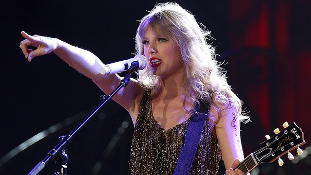 Taylor Swift Has Some Dating Advice for You
