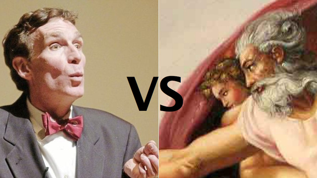 "Watch Bill Nye ""debate"" the Creation Museum live, right here!"