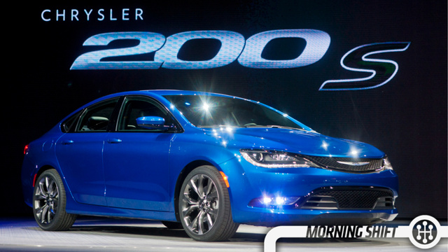 Chrysler Designed The 200 To Beat The Ford Fusion, Camry Not So Much