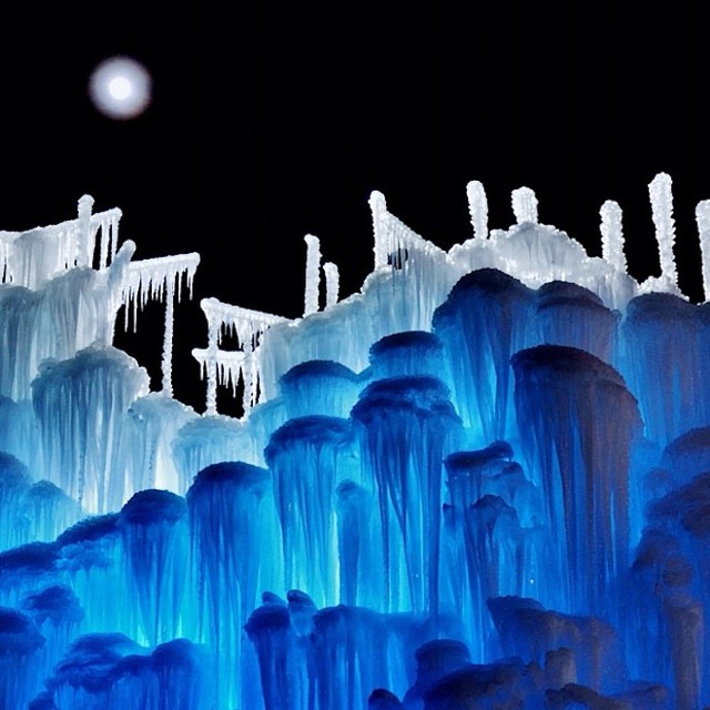 7 Surreal, Towering Ice Castles That You Can Actually Visit