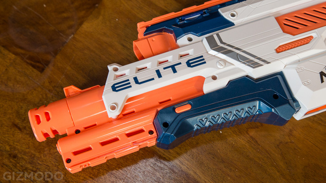 Darts On With Nerf's New Hit-Recording Cam-Blaster