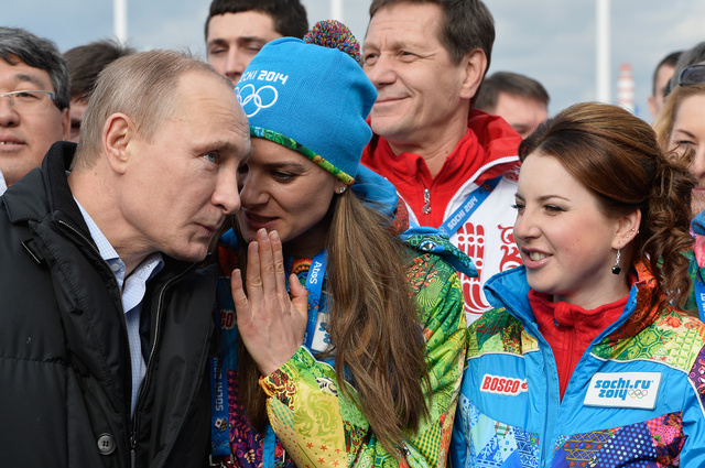 A Guide to the Sochi Olympics Opening Ceremony Insanity