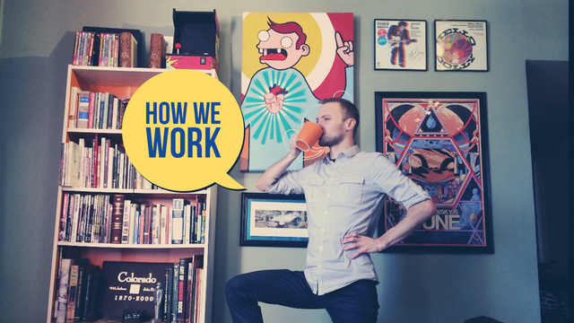 How We Work, 2014: Thorin