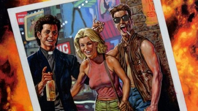 It's official: They're making a Preacher TV show