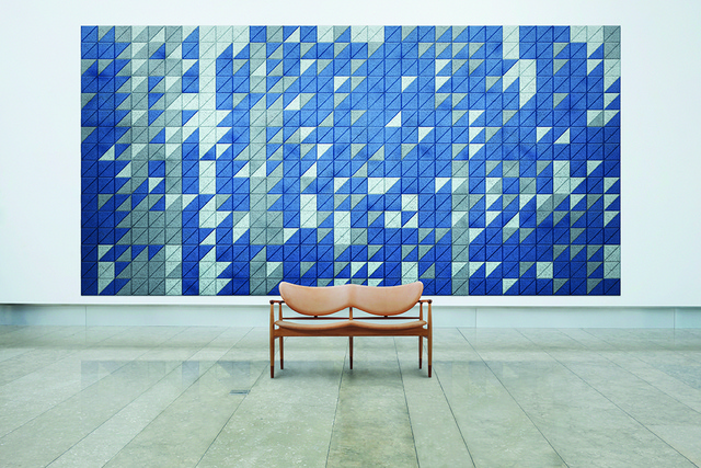 These Modular Panels Absorb Sound, Regulate Heat, and Look Sharp