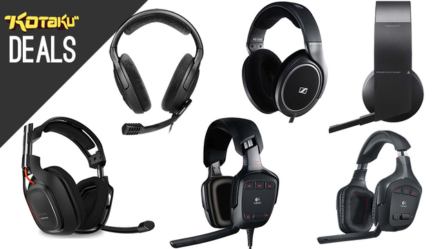 Top 6 Gaming Headsets