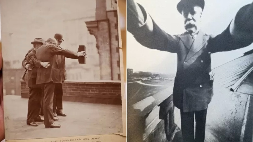 These Century-Old Selfies Make Instagram Look Like A Joke